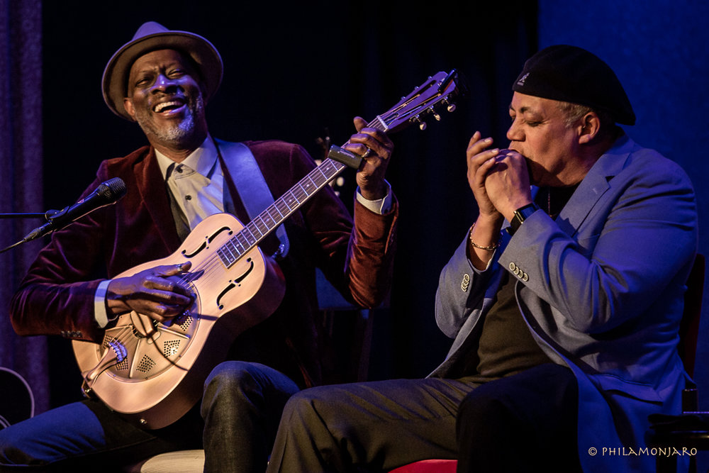 Keb' Mo' and Billy Branch 2018