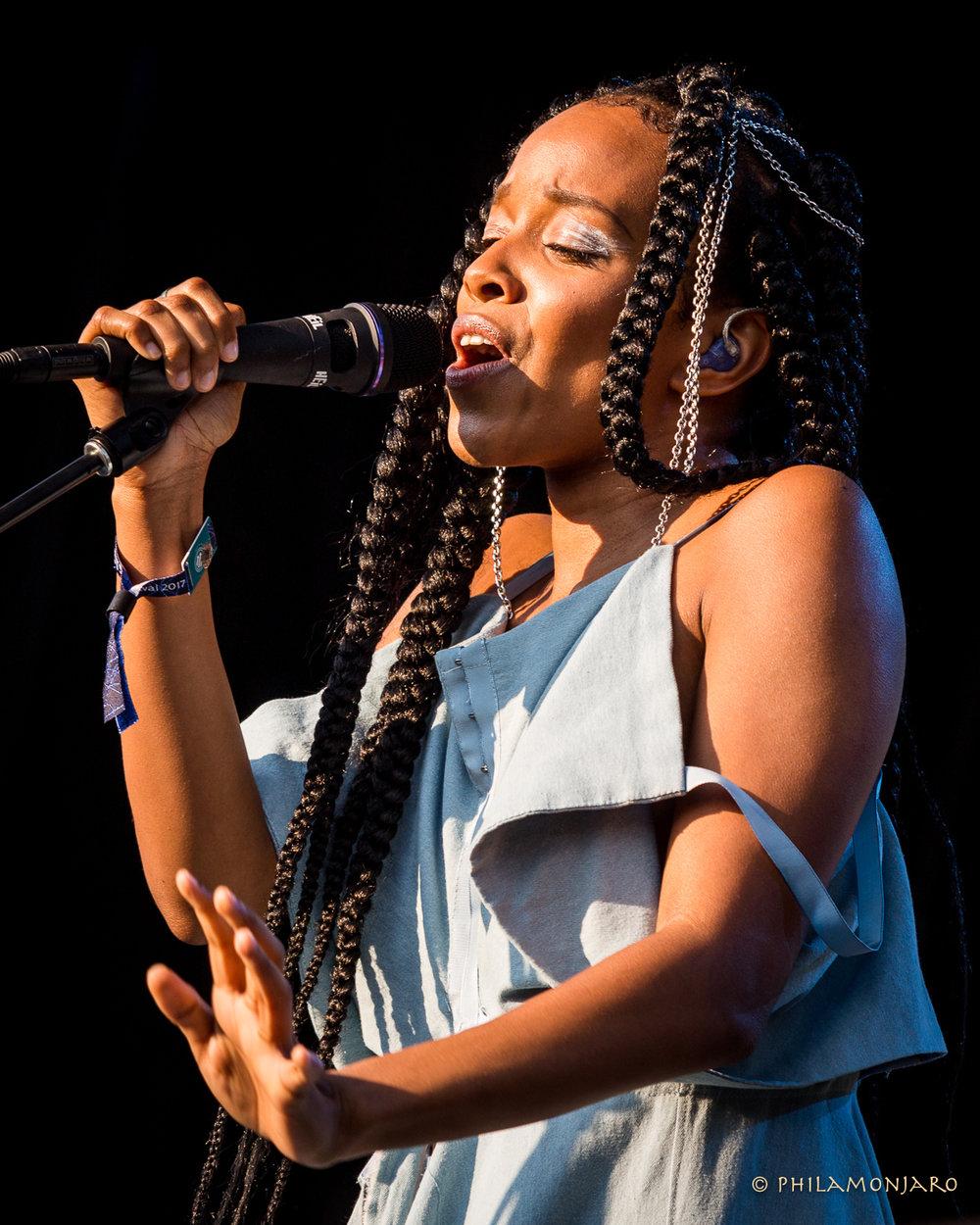 Jamila Woods 2017