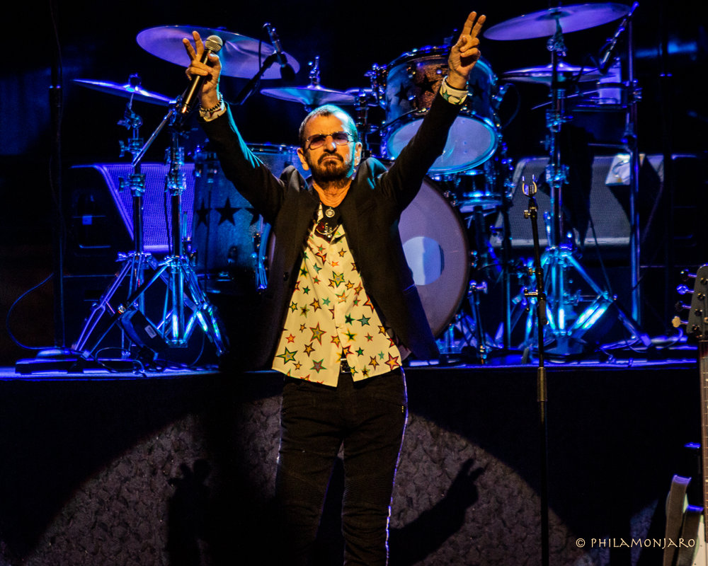 Ringo Starr 2018