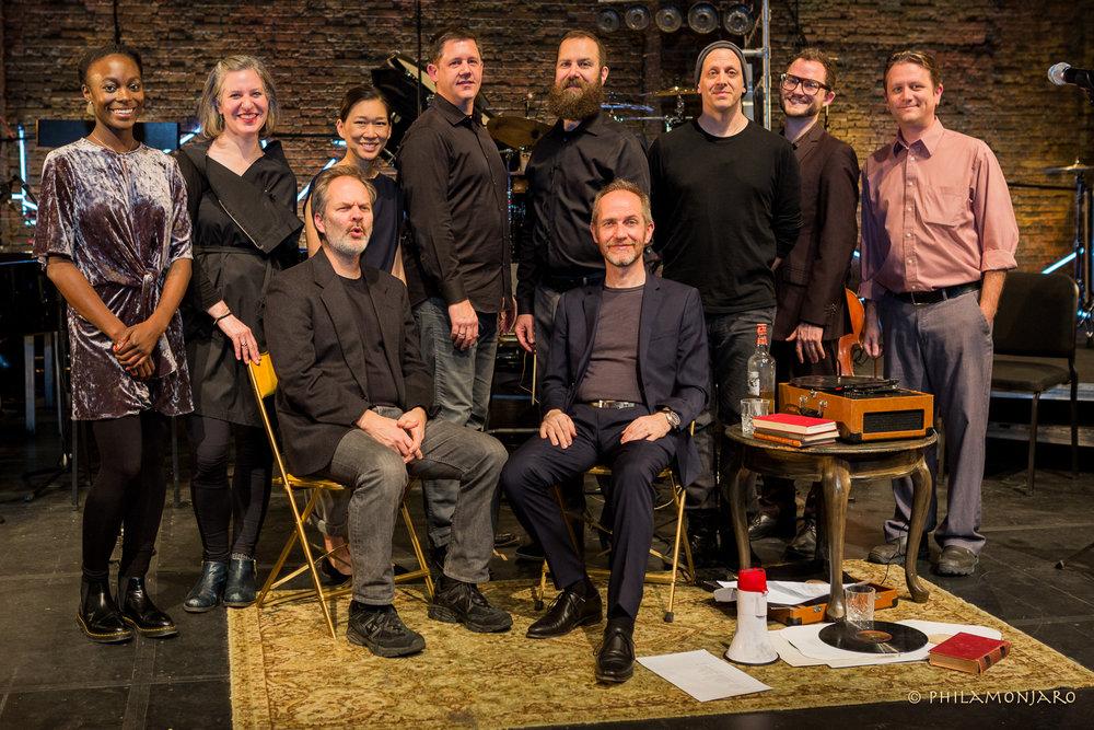 Eighth Blackbird Olagón Premiere