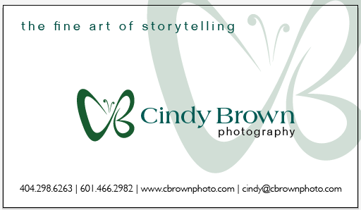 Jade Butterfly Cindy Brown Photography Logo