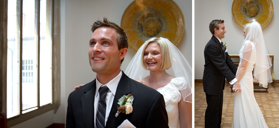 Kate and Kyle's Cannon Chapel Wedding