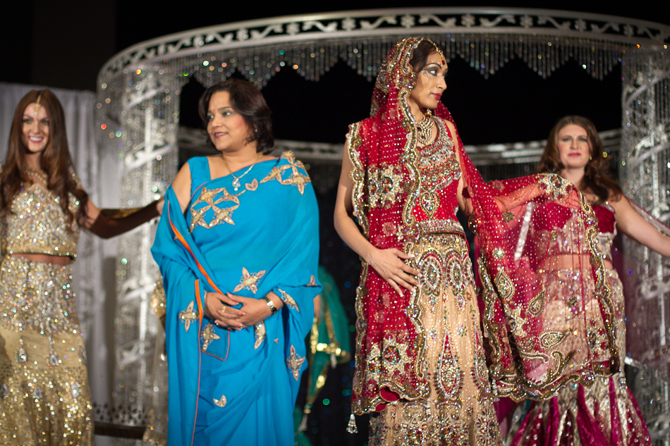 Indian Bridal Gowns: Taking a Bow