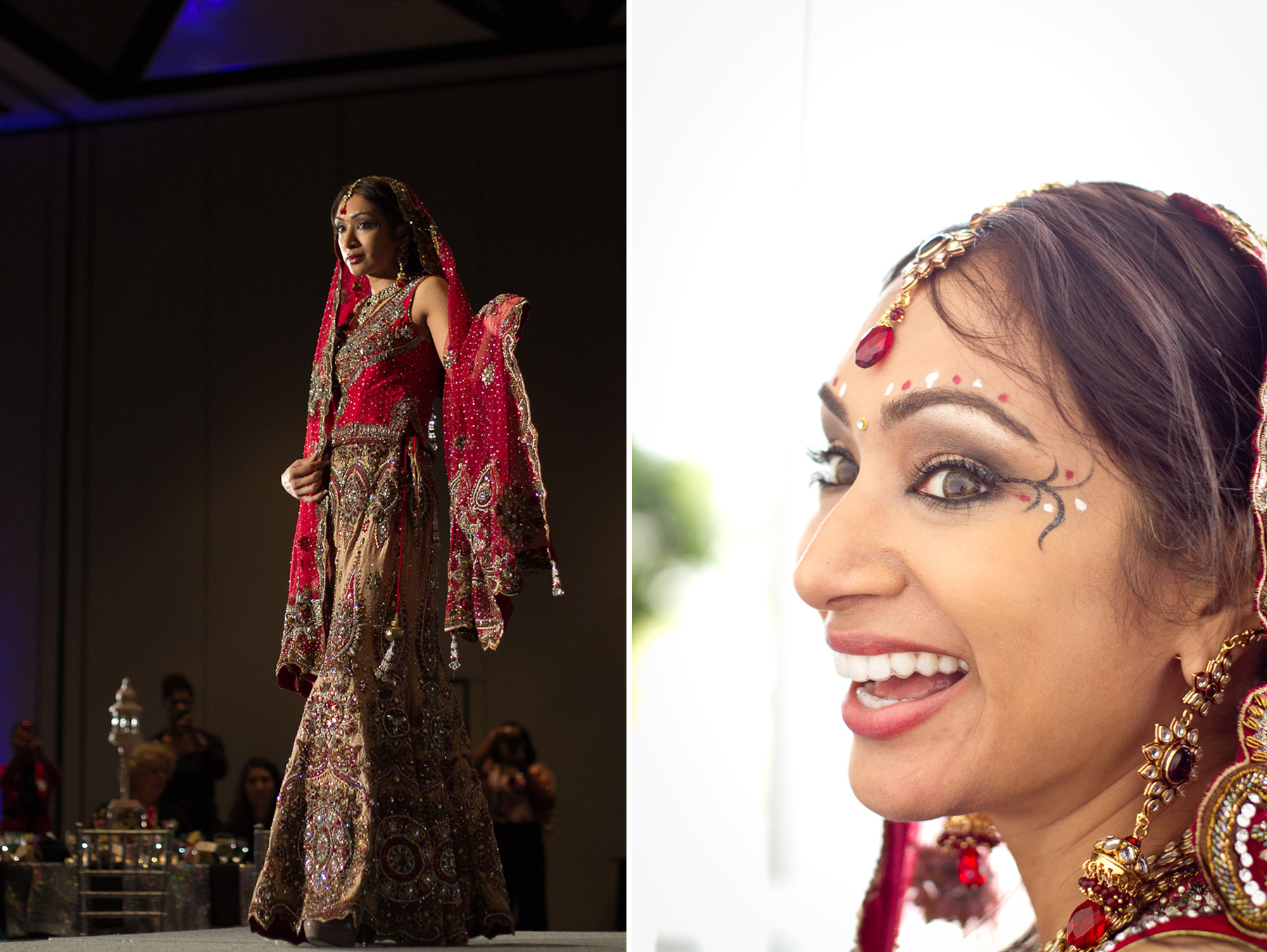 Indian Bride | Atlanta Wedding Photographer