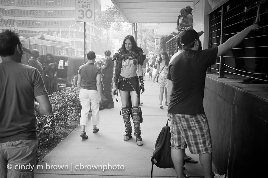 Dragoncon 2011 | Atlanta Street Photography
