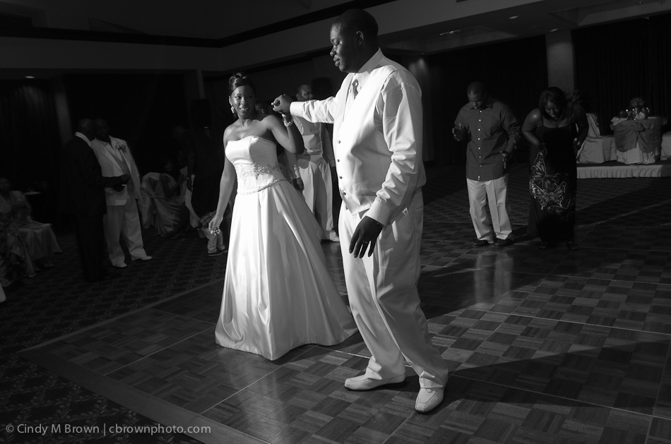 Eagle's Landing Country Club Wedding