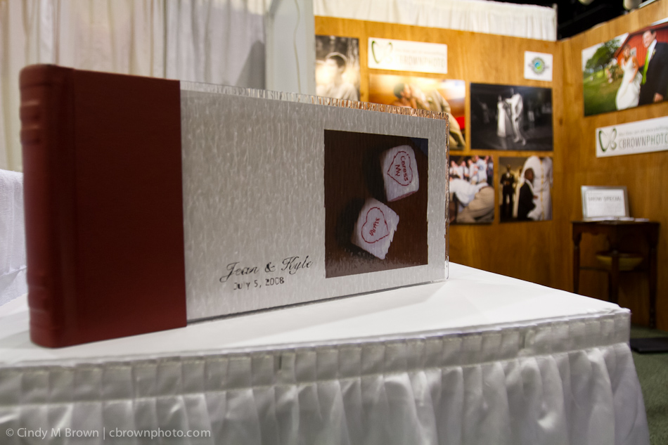 Athens Bridal Show Booth - Photography