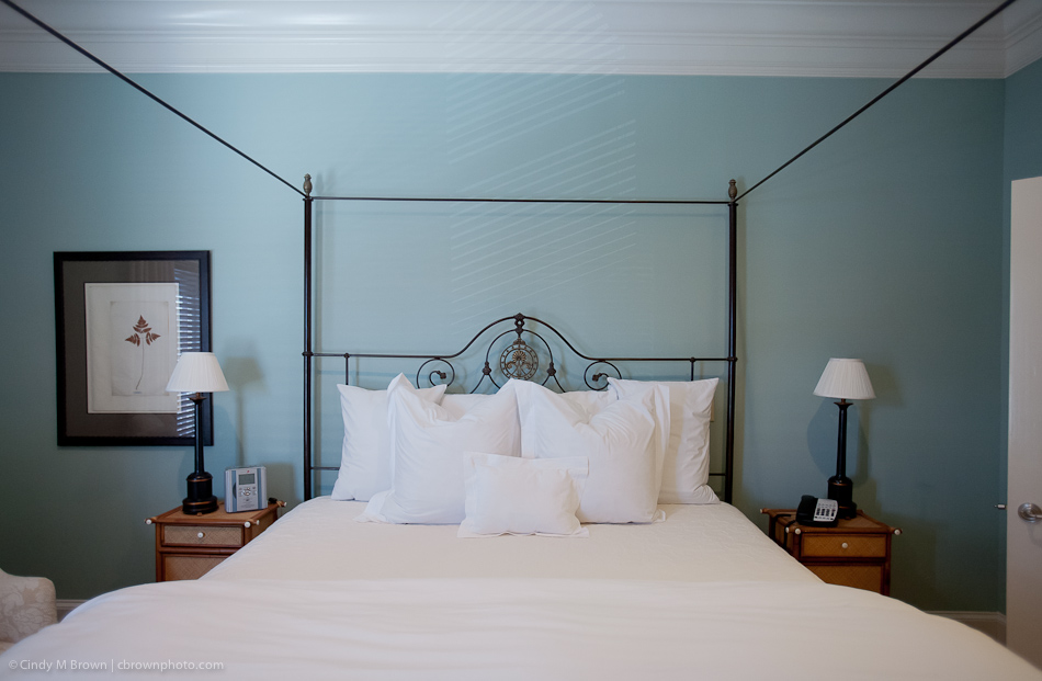 Guest room - boutique inn in Maidson, GA