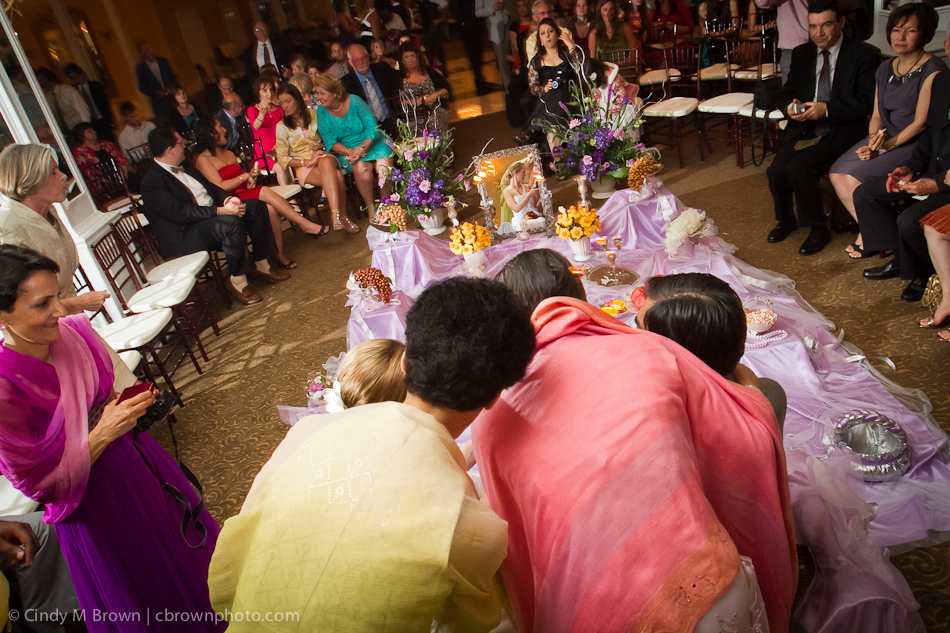 Persian Wedding Ceremony Photos