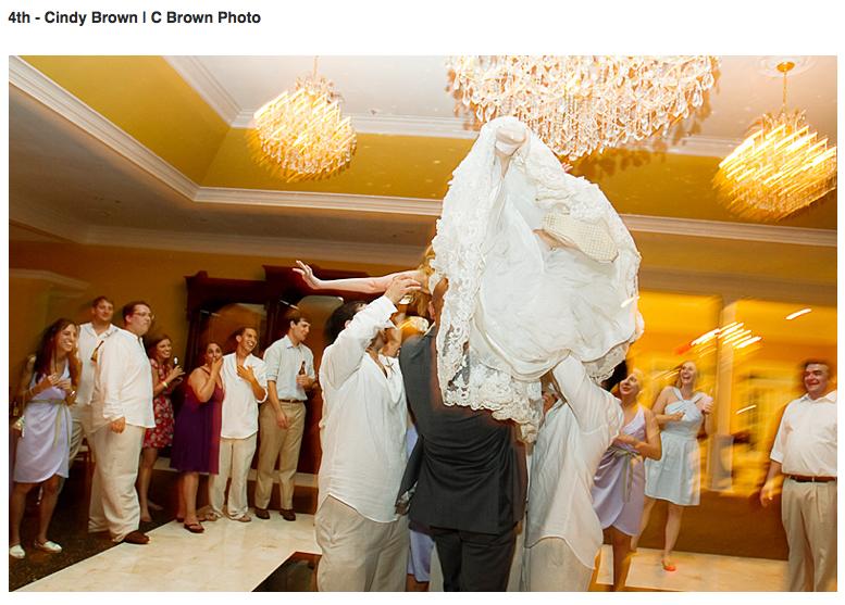 Wedding Photographic Society Q2 2012 winner