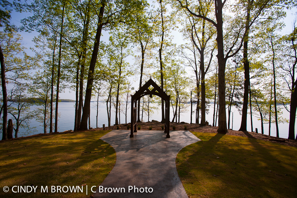 Wedding Venue on Lake Lanier