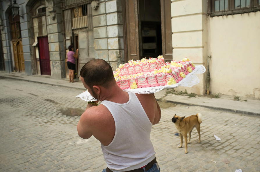 Street photography in Havana