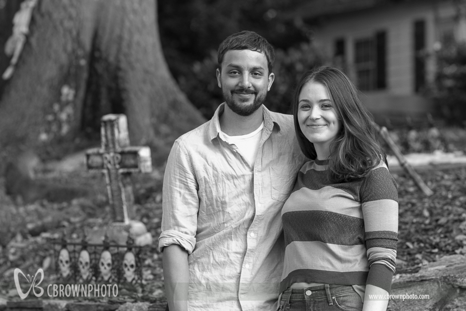 Alison Goodrich and Abraham Ali Engagement Session