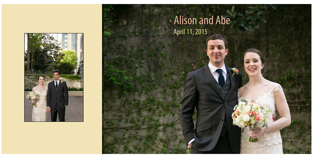 Bride and Groom Atlanta Wedding Photographer