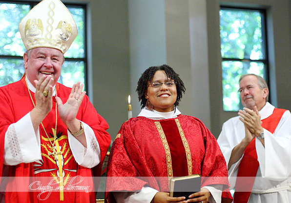 The Ordination of a Priest
