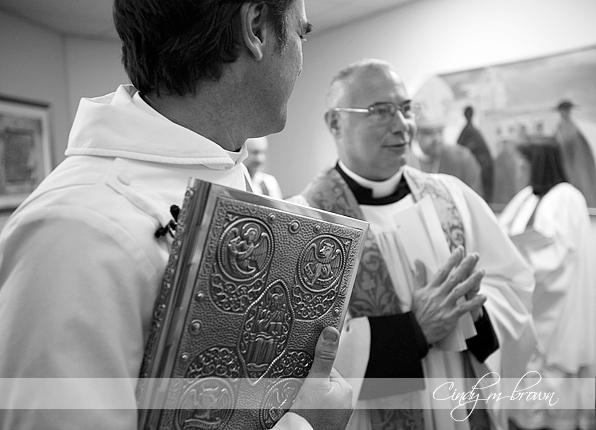 Episcopal Service