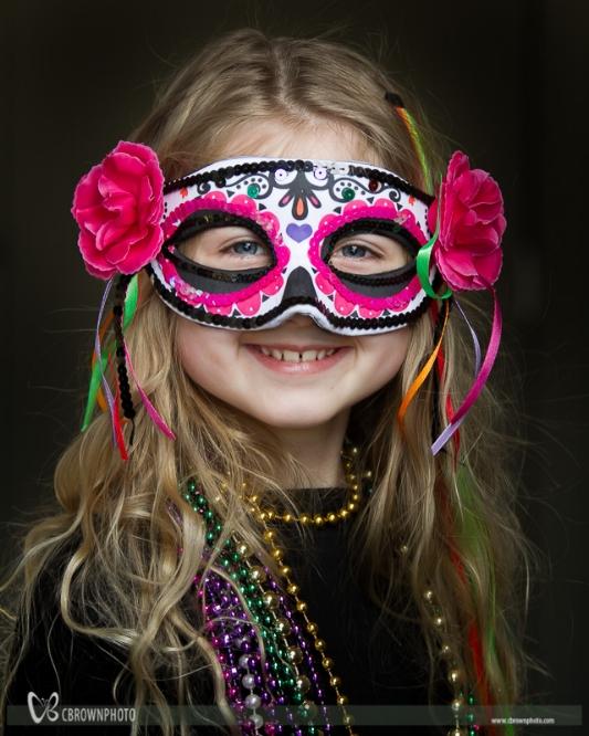 Mardi Gras Headshots