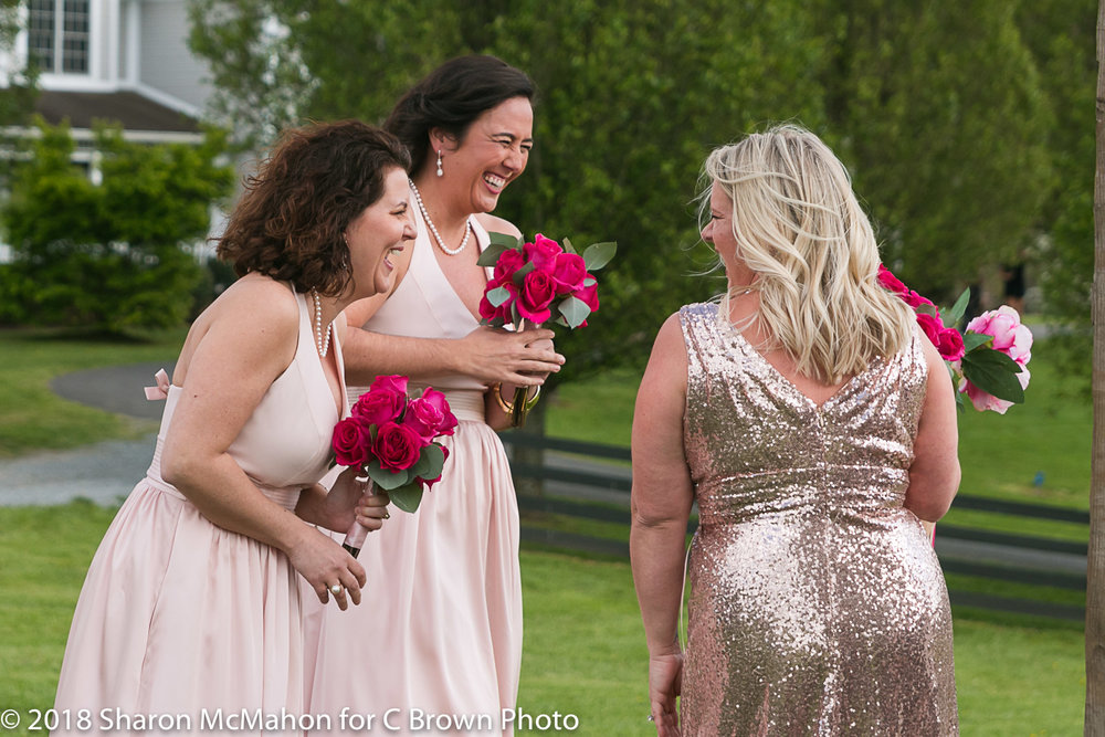 Helen and Brandon's Asia Farms Wedding
