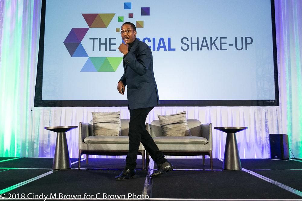 Social Shake Up Conference, Social Media, Atlanta