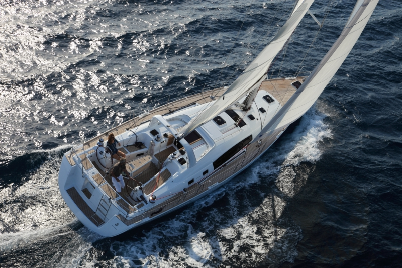 BENETEAU OCEANIS 50 50ft Length | Sleeps 11 guests Monohull without air-conditioning, six cabins sleep 11 guests. £830 pp*/week