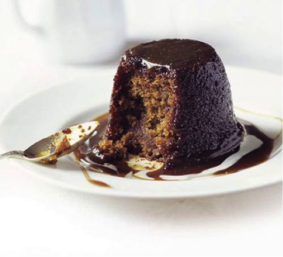 sticky toffee pudding bbc food recipe christmas