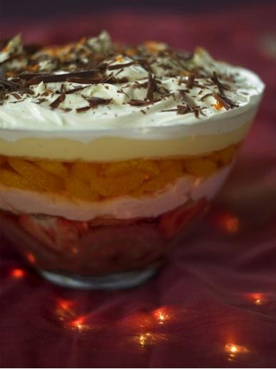 retro trifle recipe jamie oliver christmas
