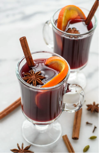 slow cooker mulled wine recipe christmas