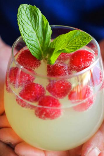 limoncello prosecco cocktail recipe christmas