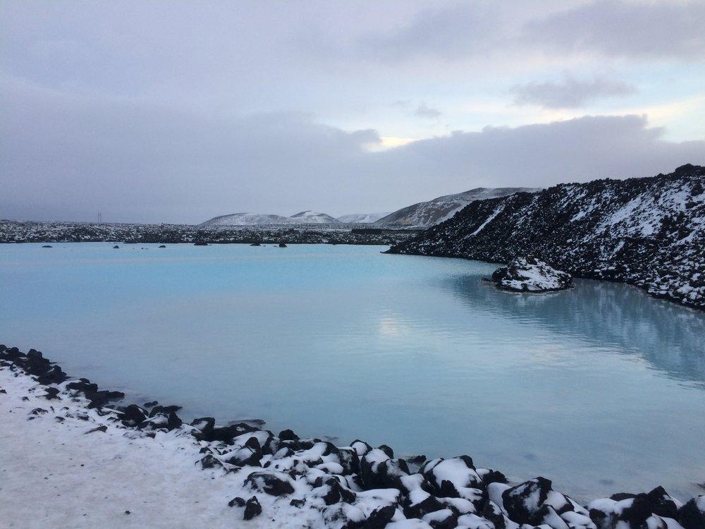 blues lagoon iceland geothermal spa