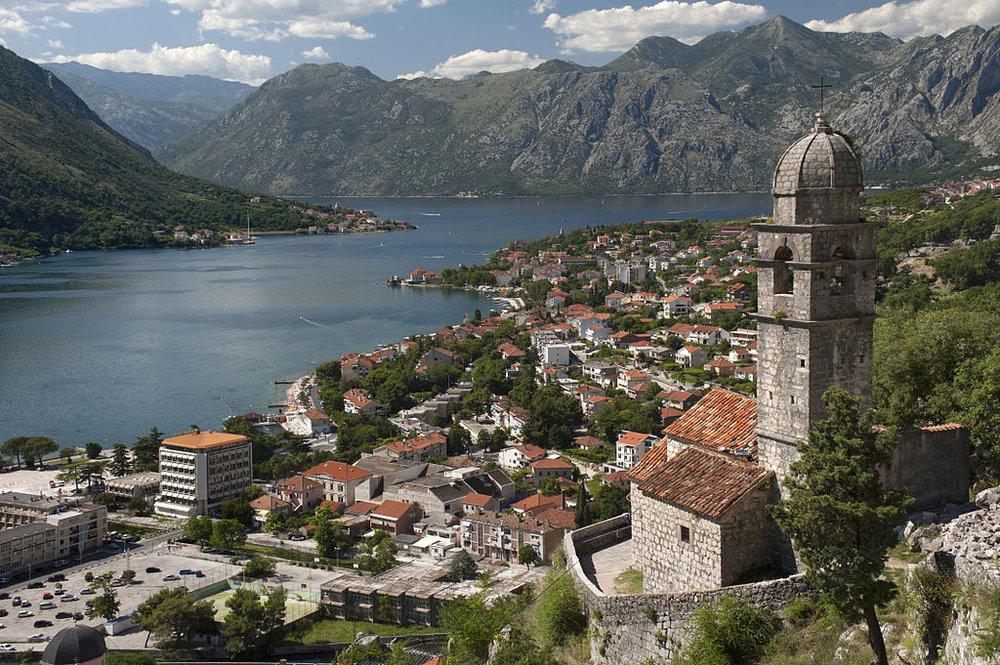 kotor montenegro wikicommons