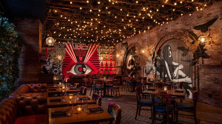 Vandal Restaurant NY