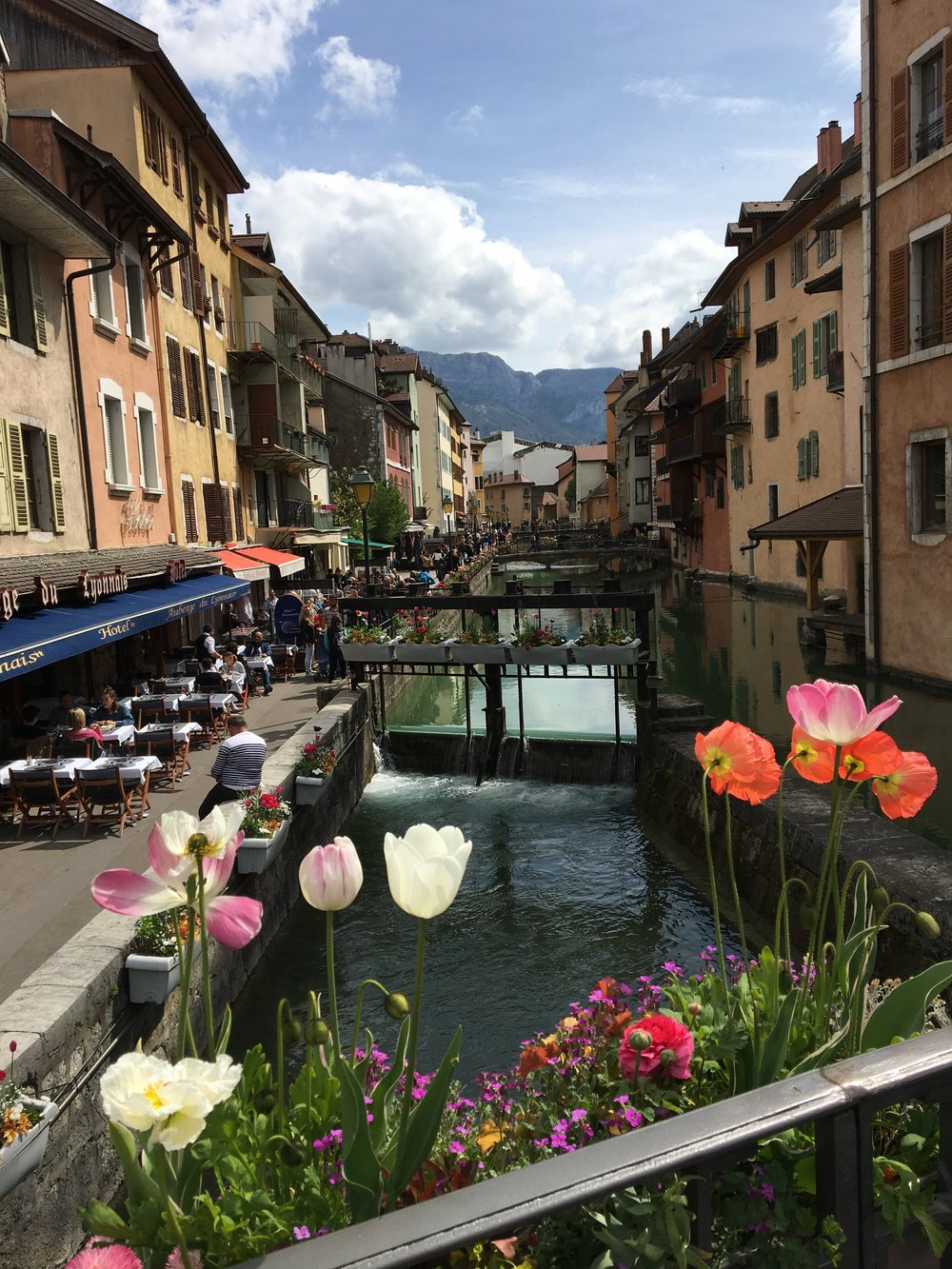 annecy france canals