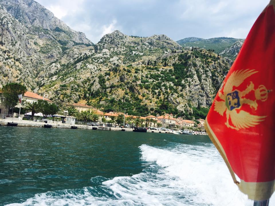 kotor tour boat
