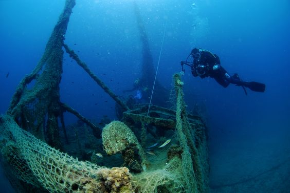 kotor scuba diving montenegro