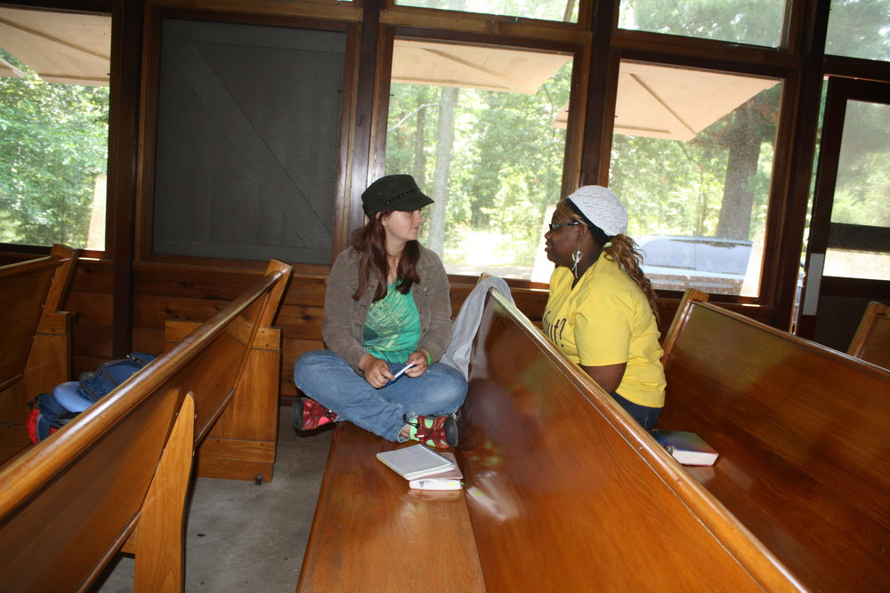 chapel conversation.JPG