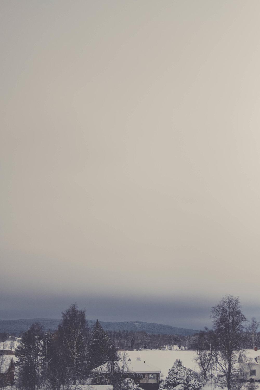 Utsikt över Rönnåsen från lägenheten.  FOTO: Mattias Färnstrand, KUXAGRUPPEN AB