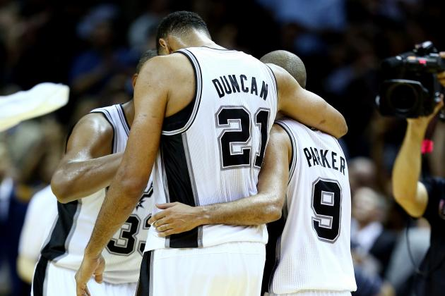 Tim Duncan, The Starter Log, Learn from a Leader
