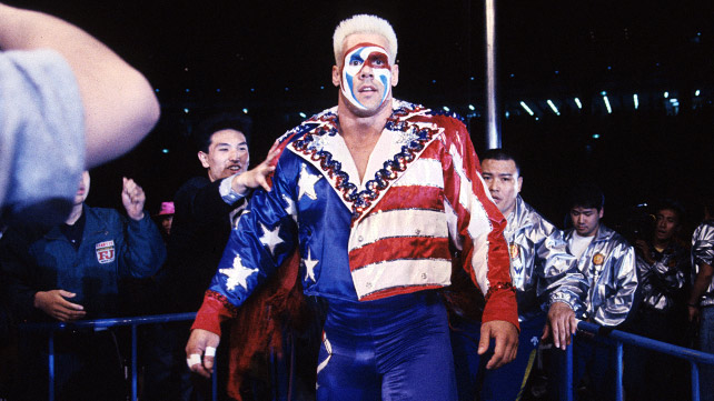Sting, WCW, Great American Bash