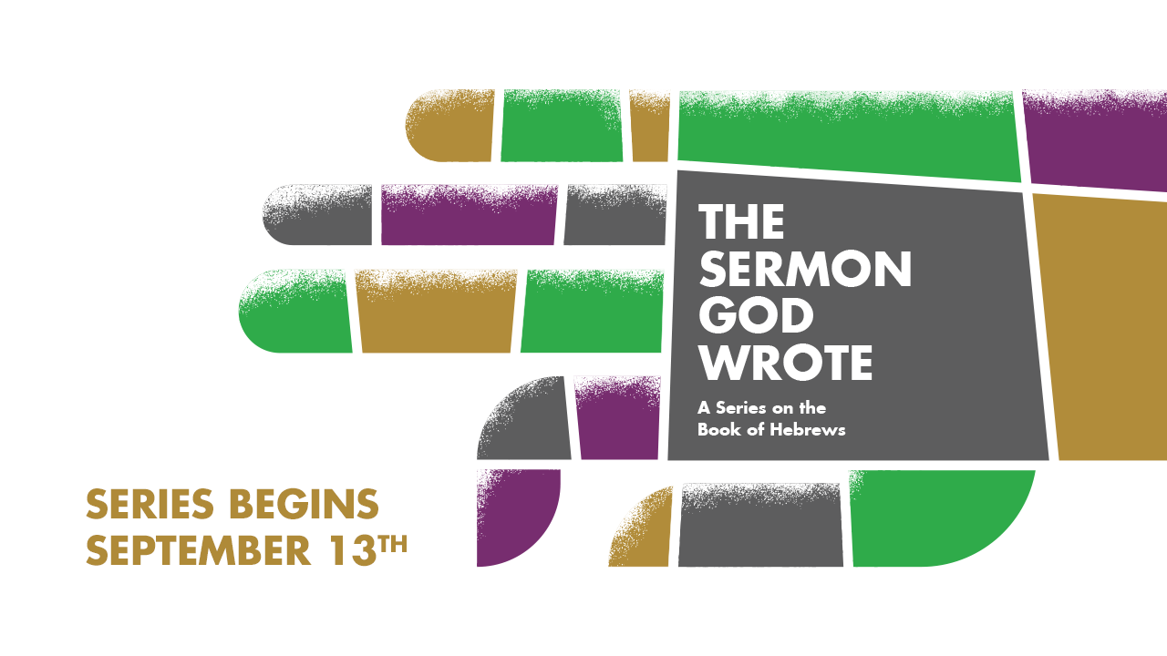 The Sermon God Wrote — Sound City Bible Church