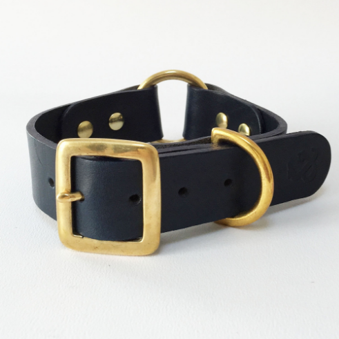 fetch&follow-leather-collar-dogfashion-pugfashion-humanandhound