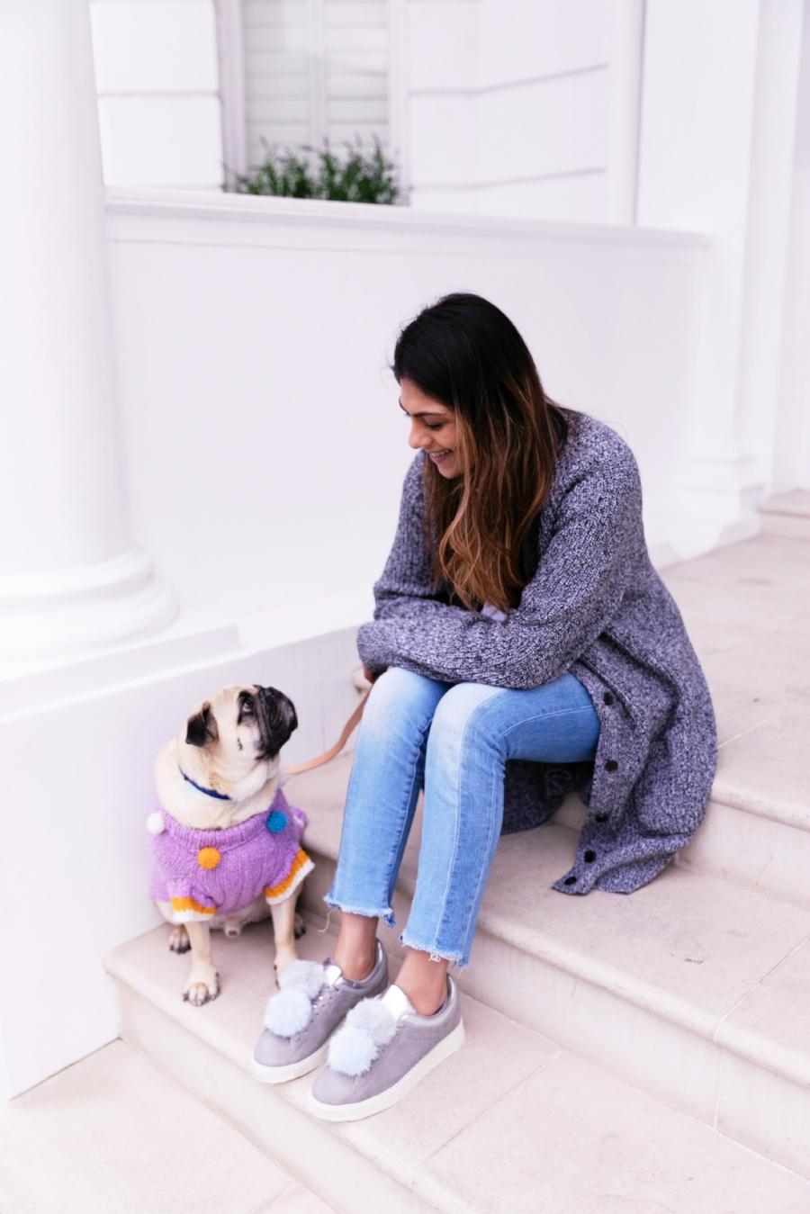 humanandhound-twinning-fashion-london-twinningiswinning-ariandm-spring-dogfashion-stylishdogs-bestdresseddog-pug-pugfashion-dogsinclothes-springjumper-best-dogfashionblog-dogblog-bestdogblog-topdogblog-humanandhoundblog-bestdogbloginlondon-streetstyle-londonstreetstyle-humanandhoundstreetstyle