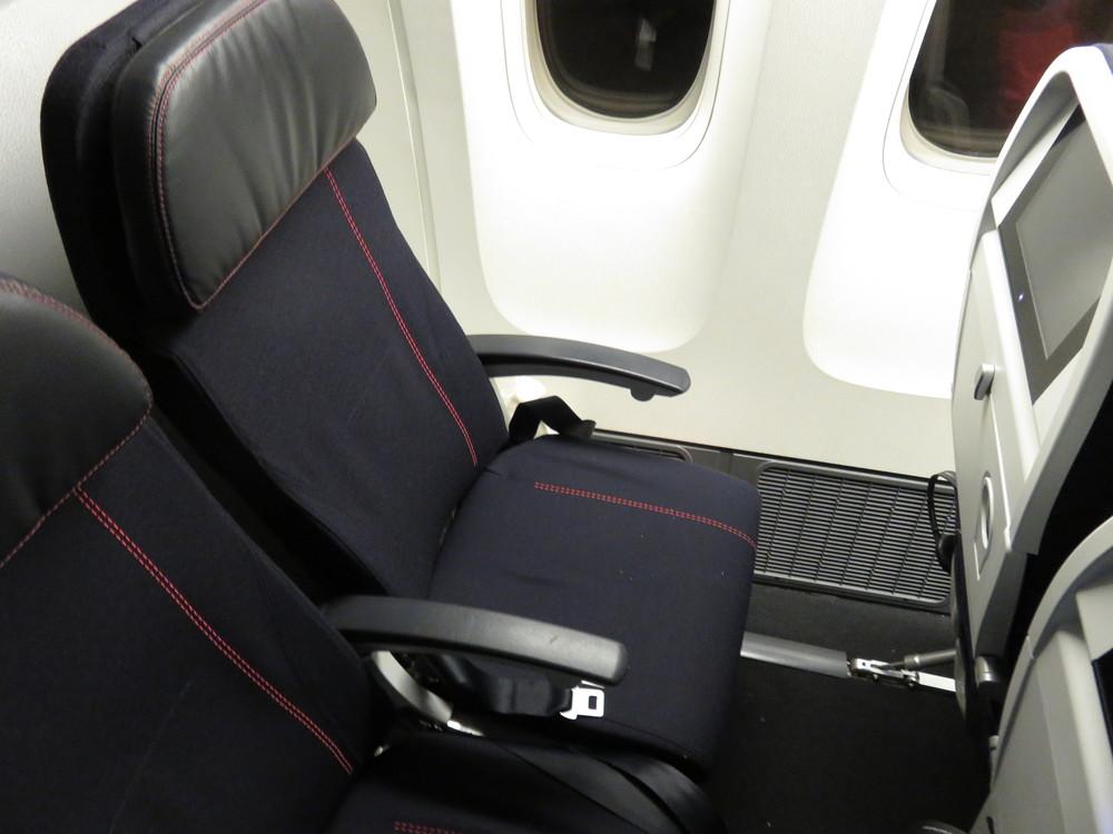 Seat 52A & 52B
