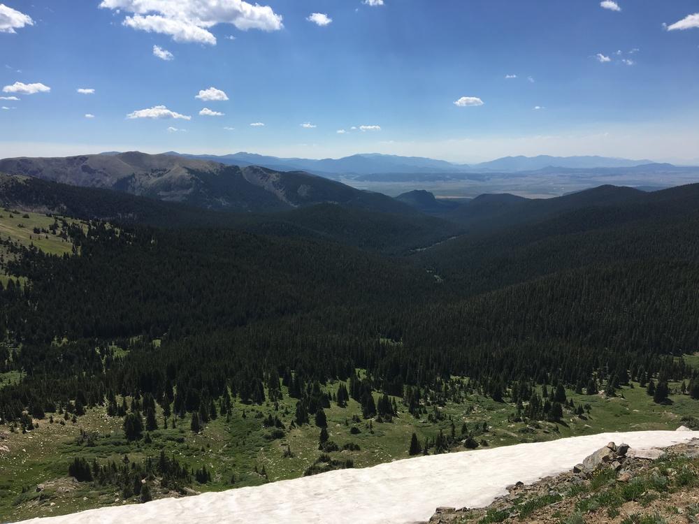 Georgia Pass, Colorado