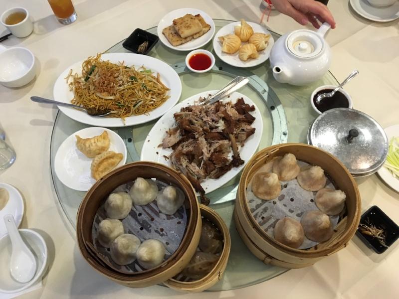 Dumplings on dumplings
