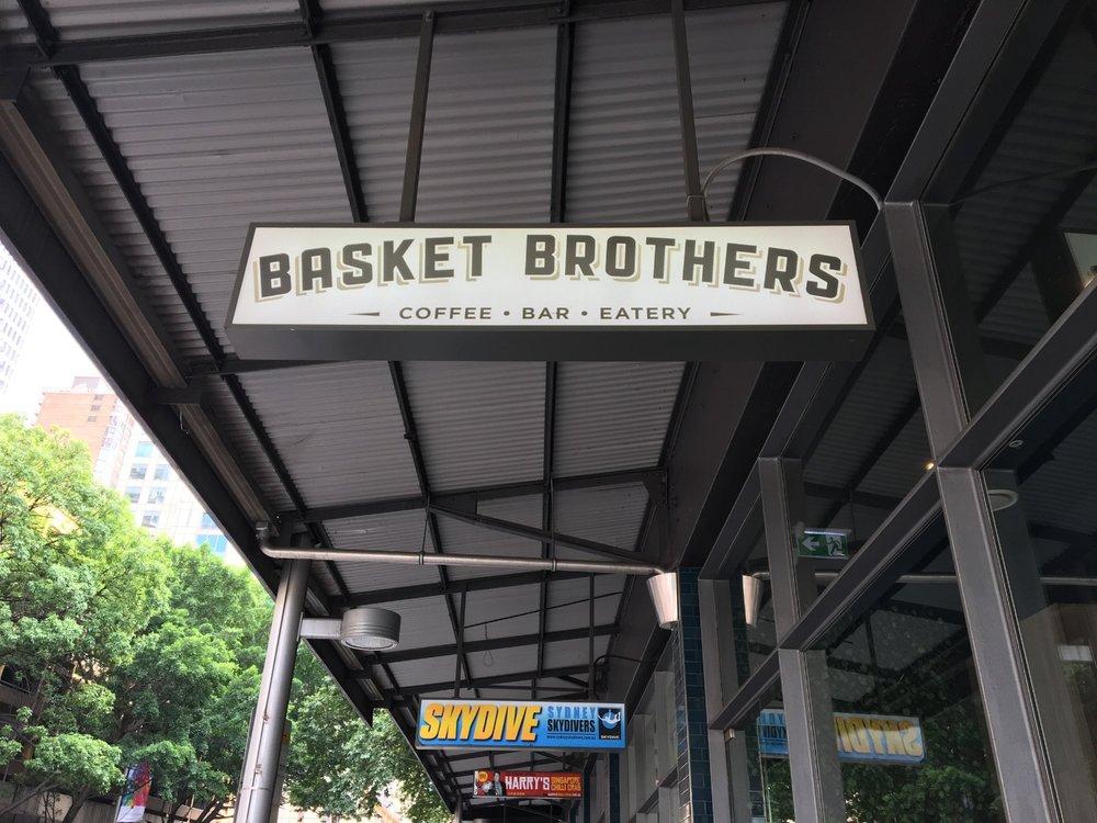 Basket Brothers, Sydney