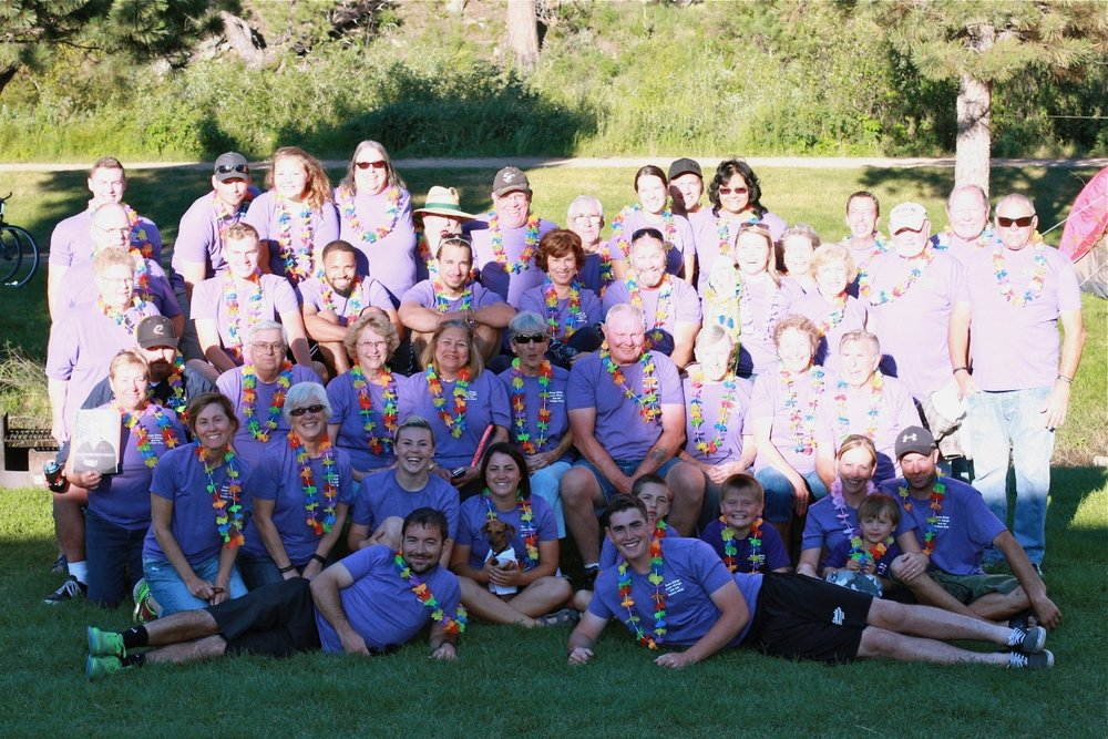 CHRISTENSEN FAMILY & FRIENDS REUNION 2017 GROUP PHOTO
