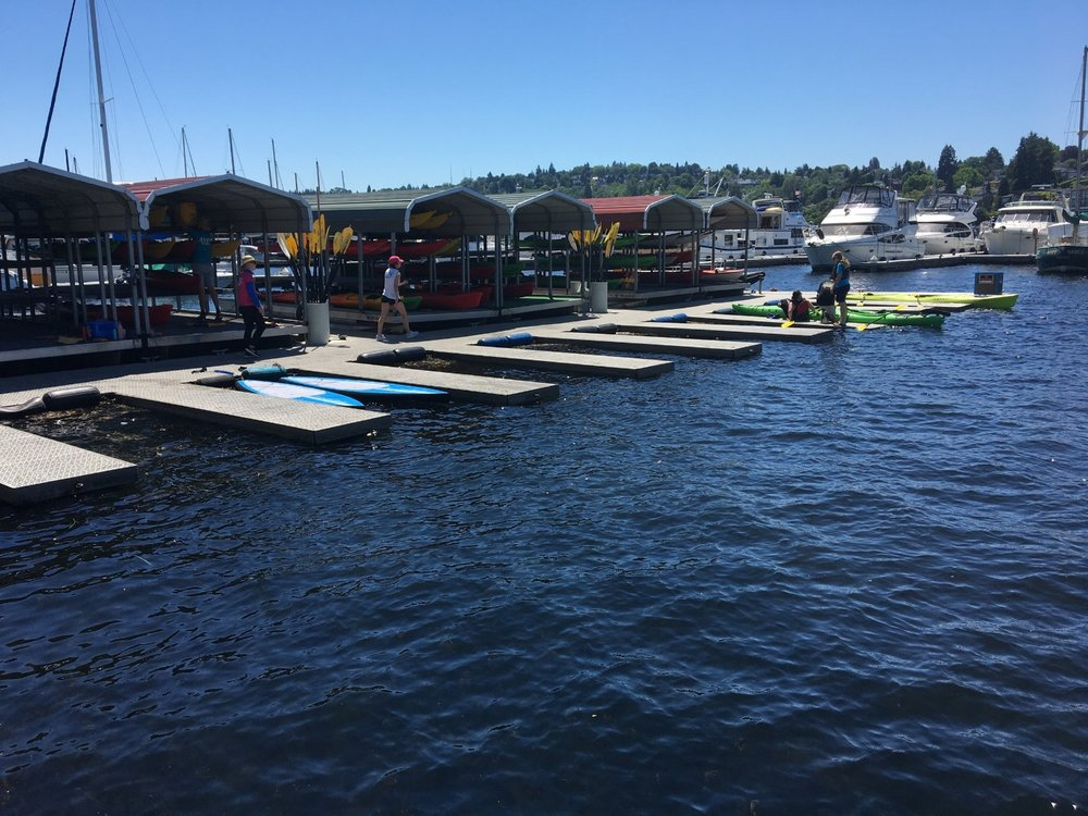 AGUA VERDE PADDLE CLUB, SEATTLE