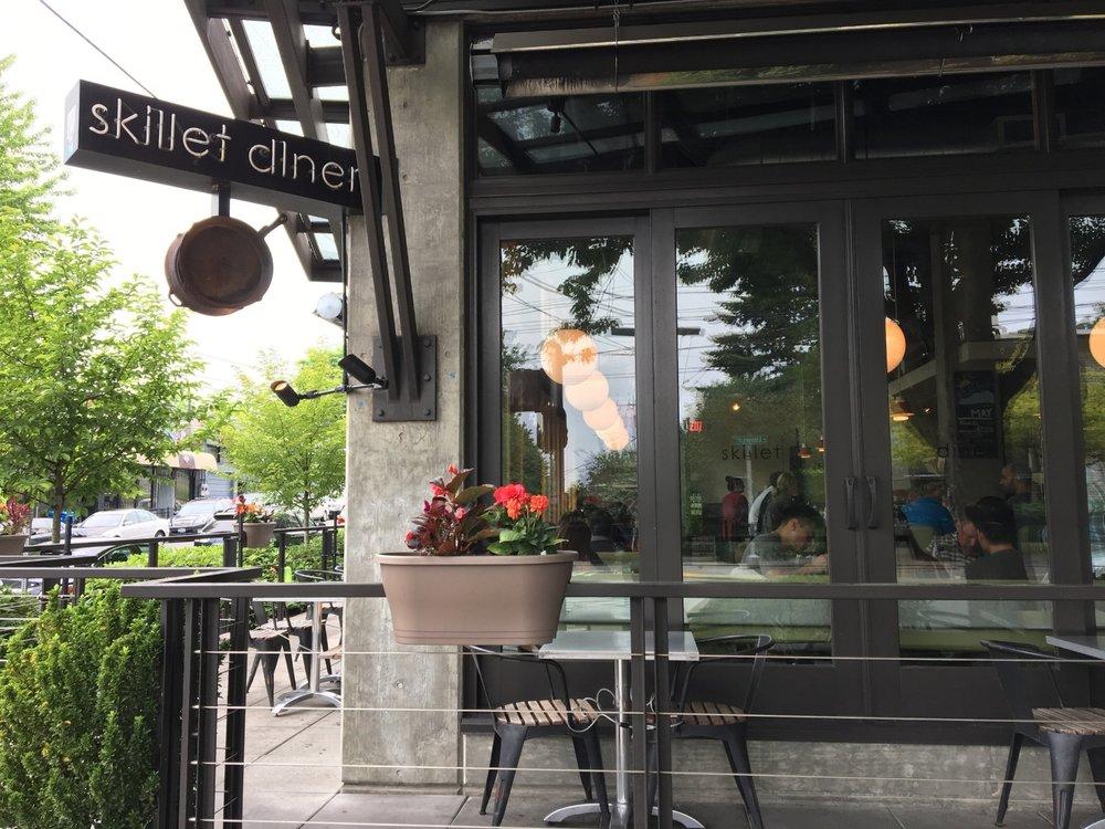 SKILLET DINER, SEATTLE