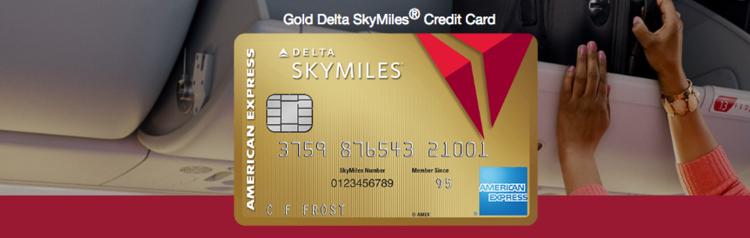 Americanexpress Com Delta >> Credit Card Deal Of The Month June Passenger Poldberg