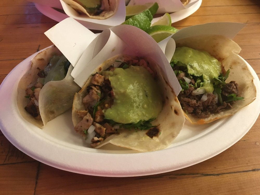los tacos #1, new york city